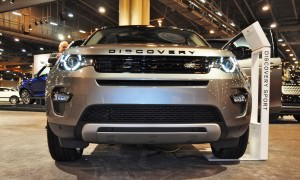 2016 Land Rover Discover Sport HSE 12