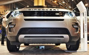 2016 Land Rover Discover Sport HSE 13