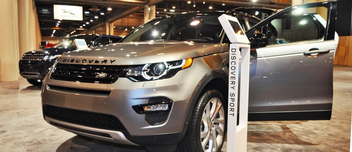 2016 Land Rover Discover Sport HSE 14