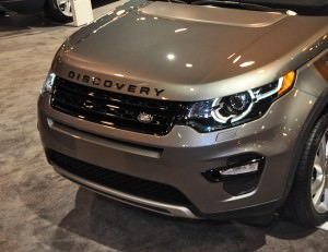 2016 Land Rover Discover Sport HSE 15