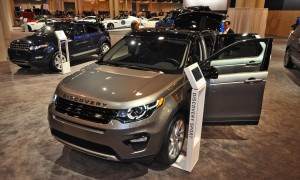 2016 Land Rover Discover Sport HSE 16