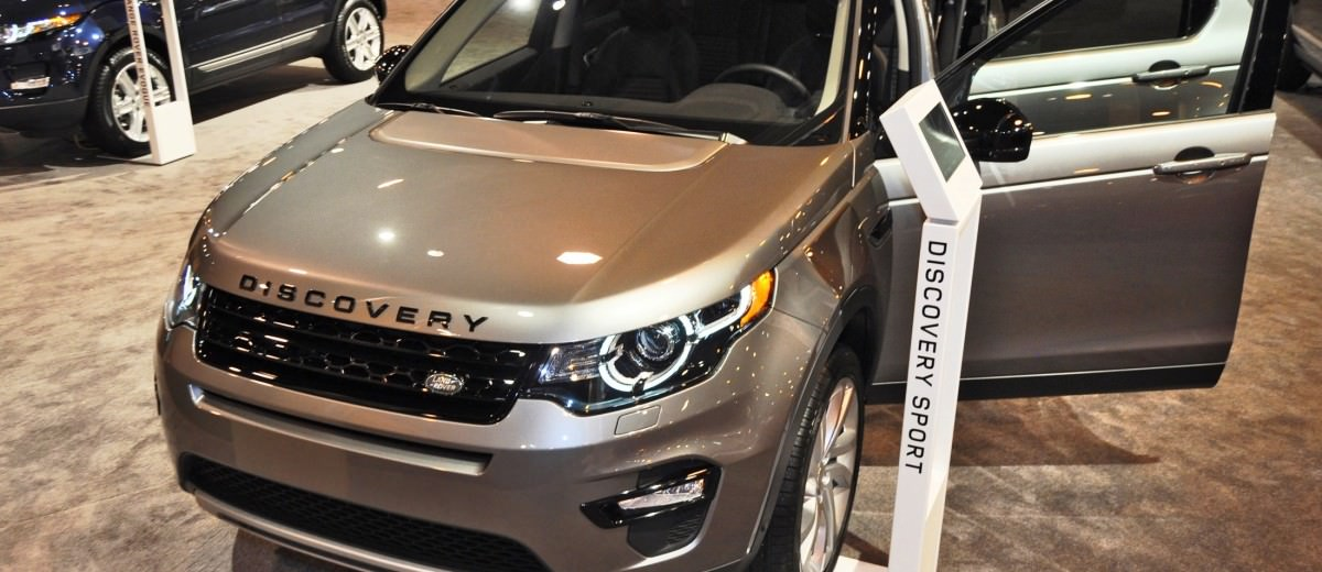 2016 Land Rover Discover Sport HSE 17