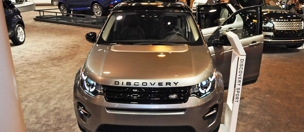 2016 Land Rover Discover Sport HSE 18