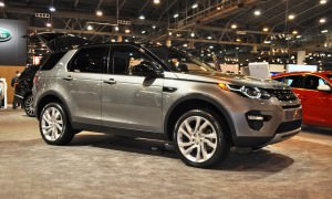 2016 Land Rover Discover Sport HSE 19