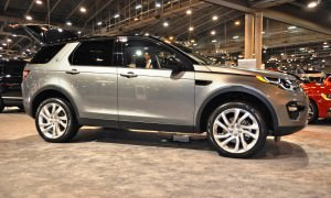 2016 Land Rover Discover Sport HSE 20