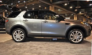 2016 Land Rover Discover Sport HSE 21