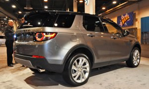 2016 Land Rover Discover Sport HSE 22
