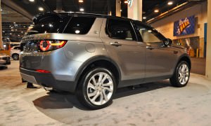 2016 Land Rover Discover Sport HSE 23