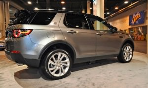 2016 Land Rover Discover Sport HSE 24
