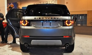 2016 Land Rover Discover Sport HSE 6