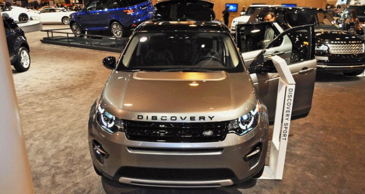 2016 Land Rover Discover Sport HSE