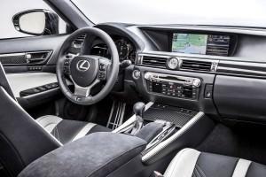 2016 Lexus GS F 17