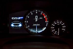 2016 Lexus GS F 23