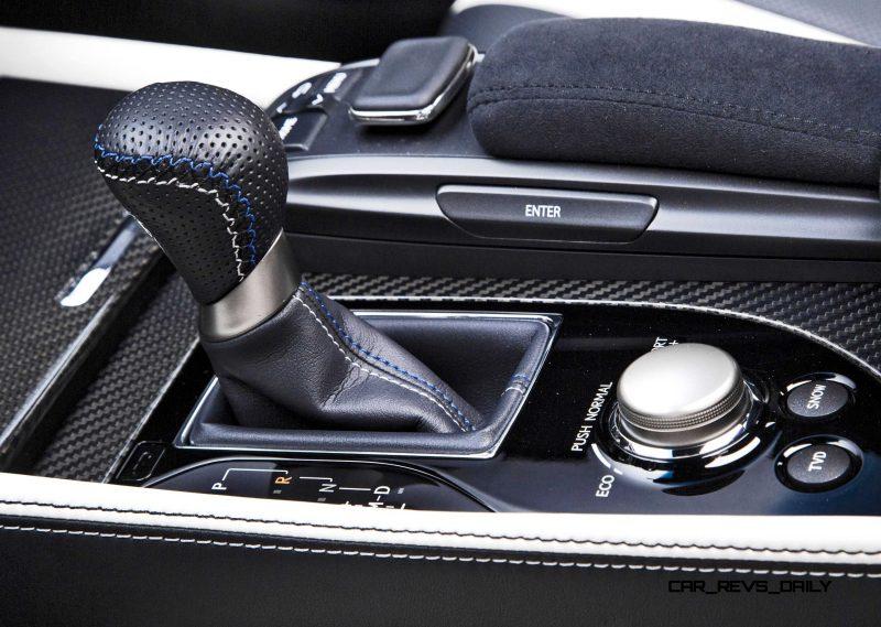 2016 Lexus GS F 28