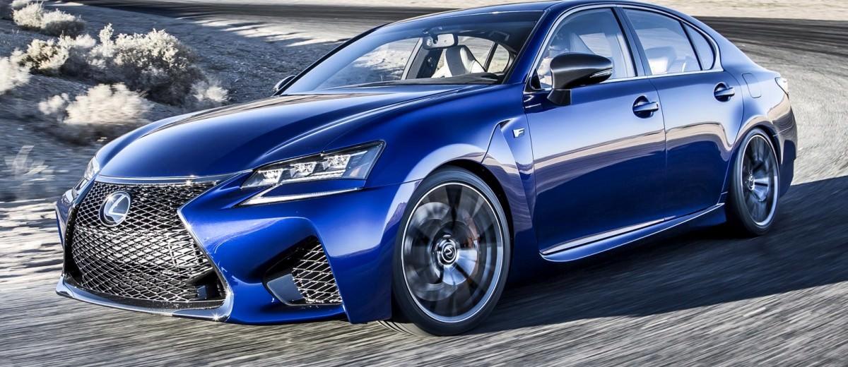 2016 Lexus GS F 31