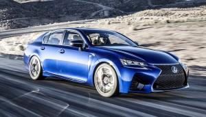 2016 Lexus GS F 33