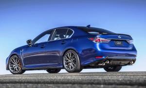 2016 Lexus GS F 6