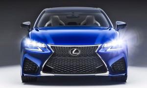 2016 Lexus GS F 7