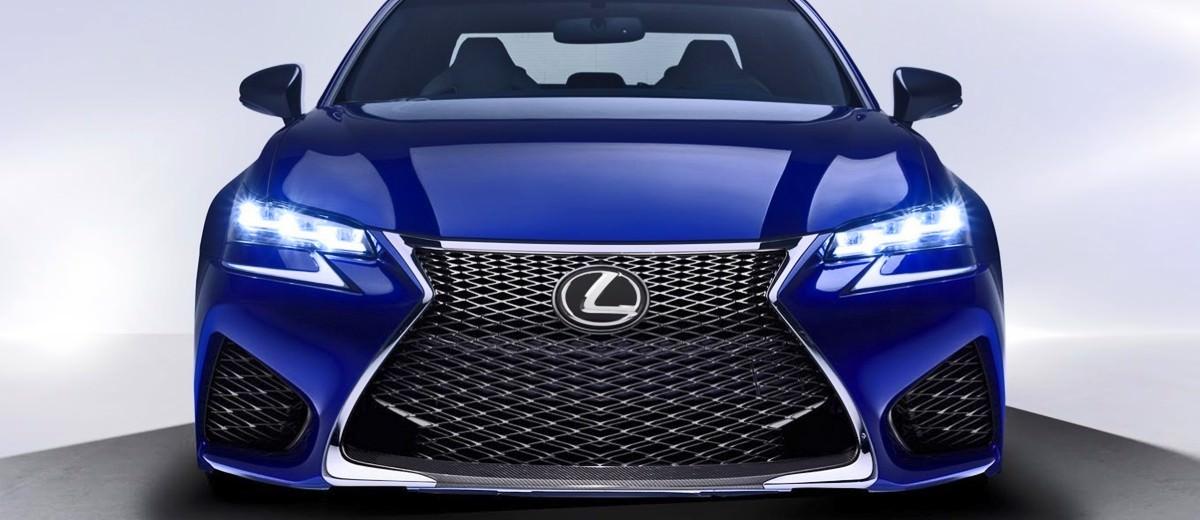 2016 Lexus GSF 10