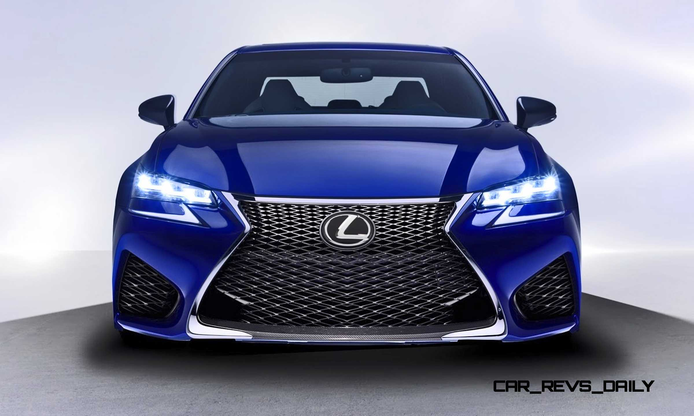 2015 Lexus Gs >> 2016 Lexus GS F