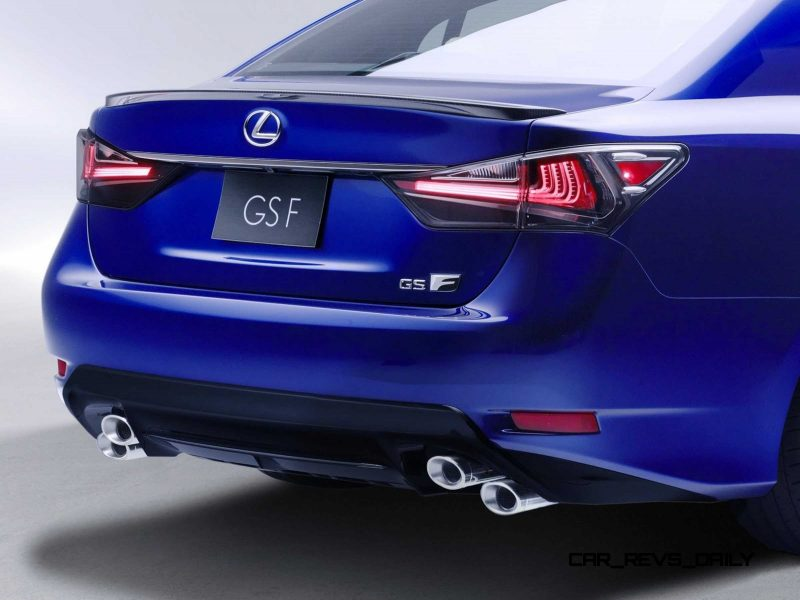 2016 Lexus GSF 11