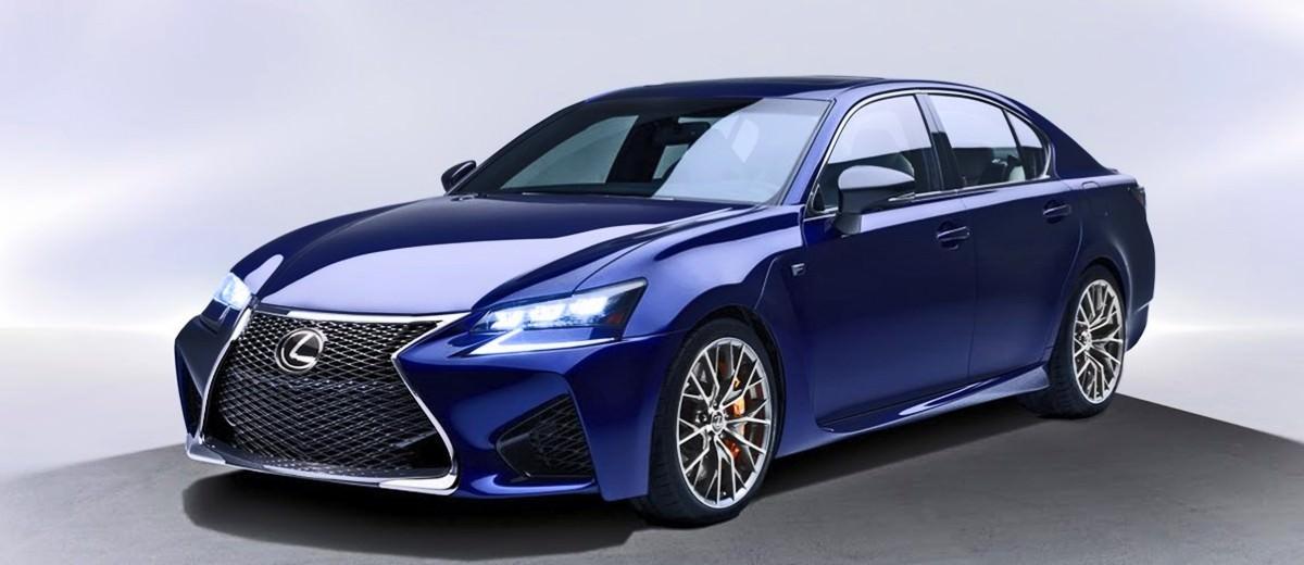 2016 Lexus GSF 13