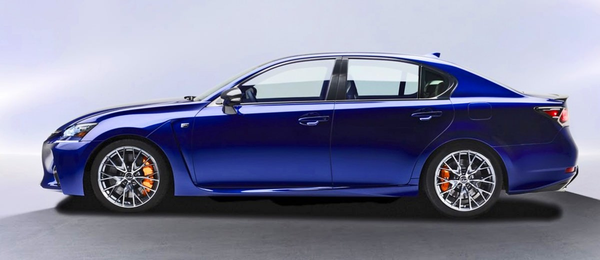 2016 Lexus GSF 14