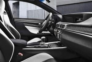 2016 Lexus GSF 4