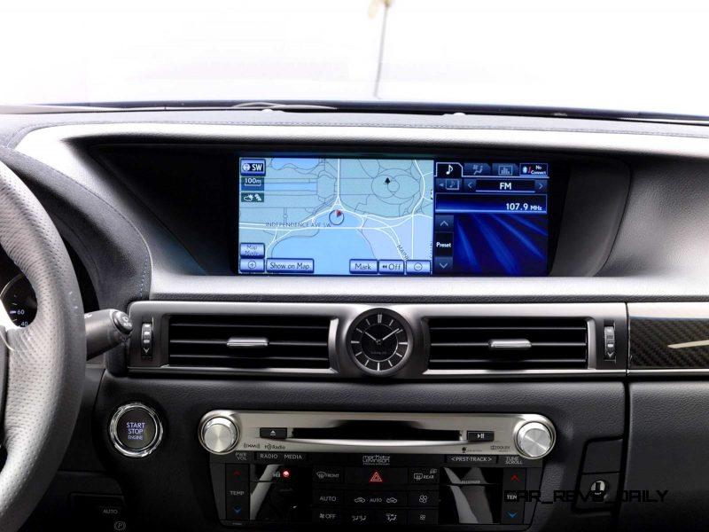 2016 Lexus GSF 5