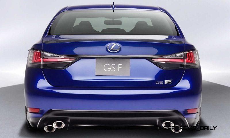 2016 Lexus GSF 7