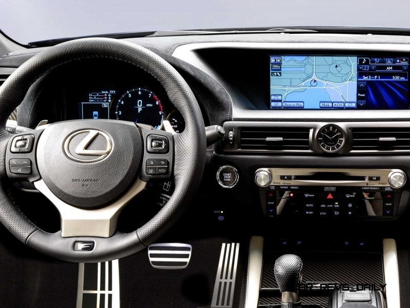 2016 Lexus GSF 9