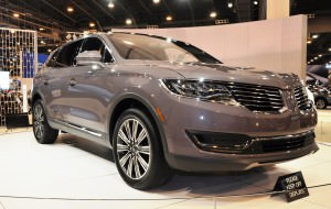 2016 Lincoln MKX 13