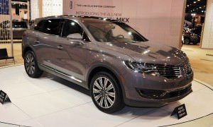 2016 Lincoln MKX 14