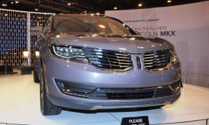 2016 Lincoln MKX 18