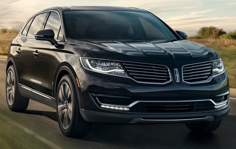 2016 Lincoln MKX 2.7L EcoBoost 1