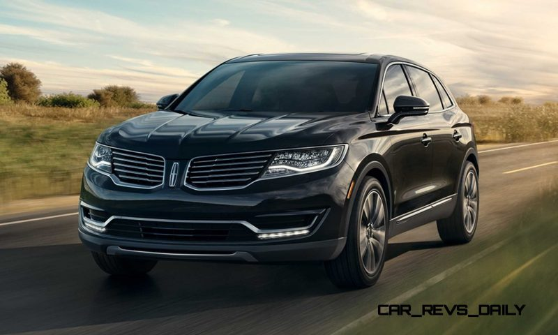 2016 Lincoln MKX 2.7L EcoBoost 11