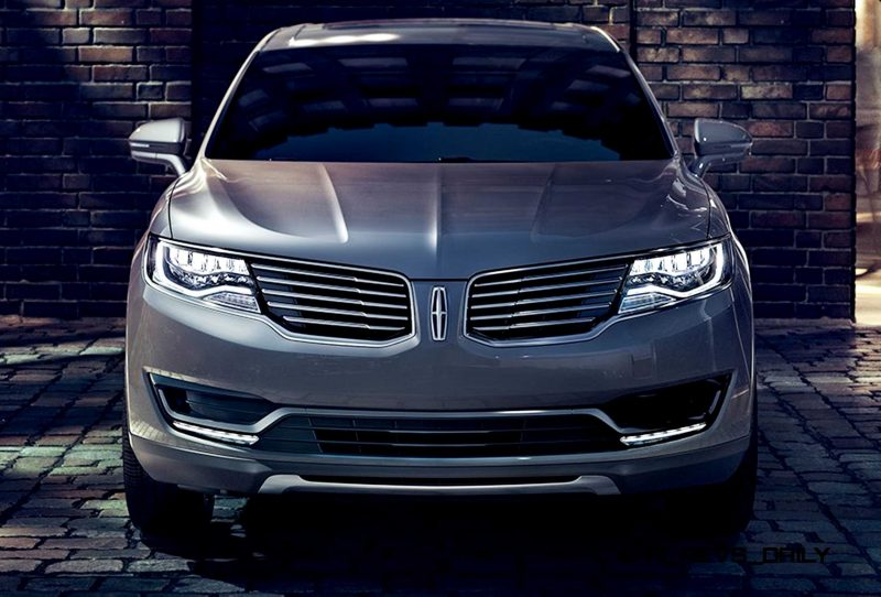 2016 Lincoln MKX 2.7L EcoBoost 19