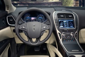 2016 Lincoln MKX 2