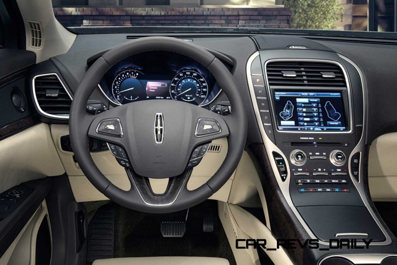 2016 Lincoln MKX 2.7L EcoBoost 22