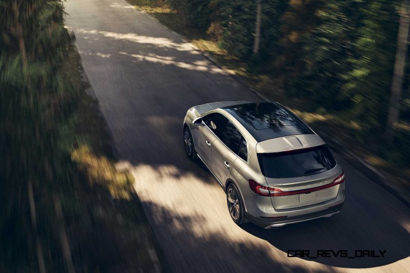 2016 Lincoln MKX 2.7L EcoBoost 26