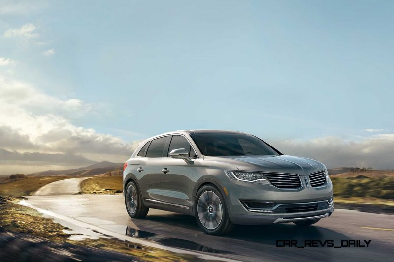 2016 Lincoln MKX 2.7L EcoBoost 27