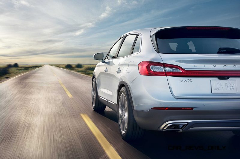 2016 Lincoln MKX 2.7L EcoBoost 28