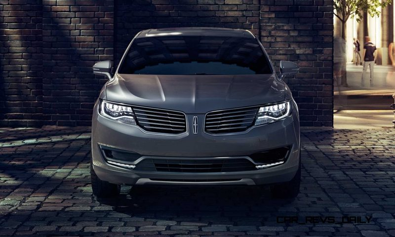 2016 Lincoln MKX 2.7L EcoBoost 6