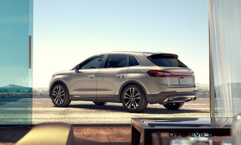 2016 Lincoln MKX 2.7L EcoBoost 7