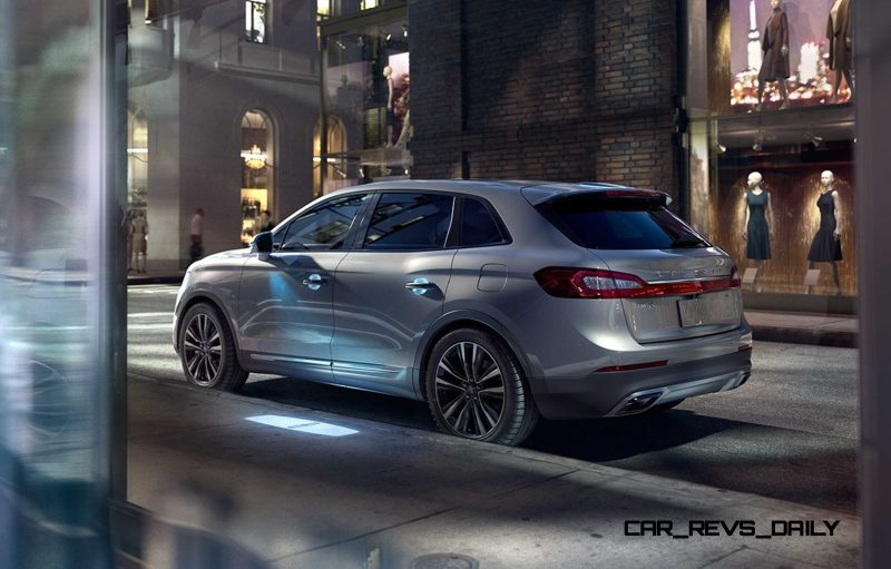 2016 Lincoln MKX 2.7L EcoBoost 8