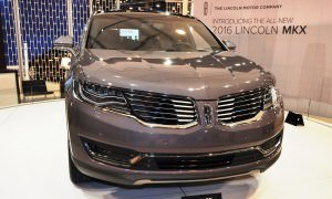 2016 Lincoln MKX 20