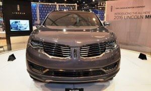 2016 Lincoln MKX 22