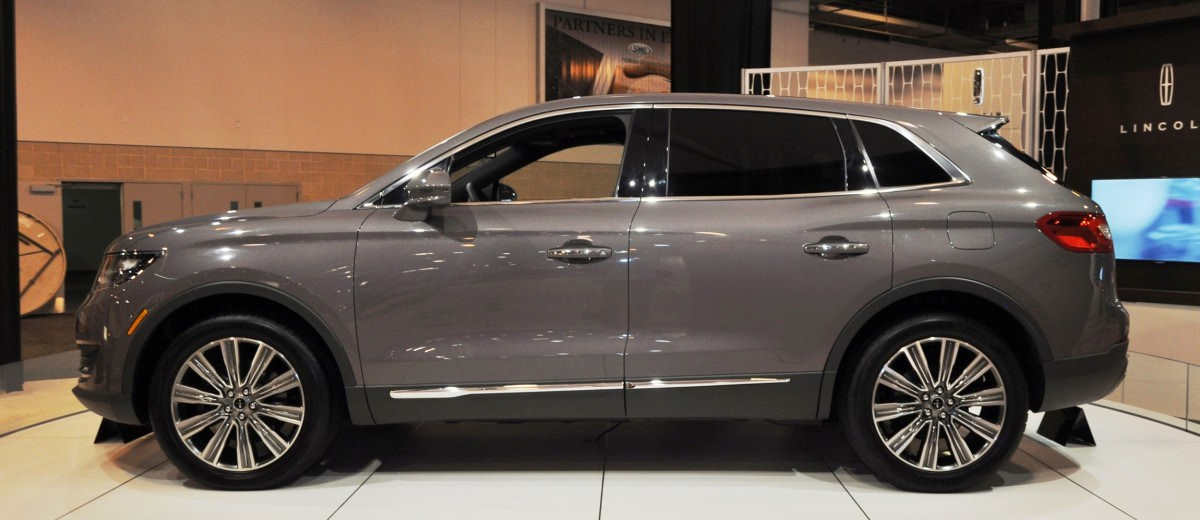 2016 Lincoln MKX 6