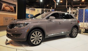 2016 Lincoln MKX 7
