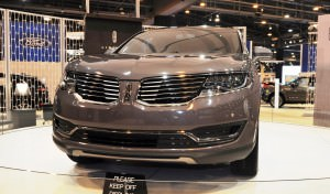2016 Lincoln MKX 9